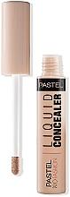 Духи, Парфюмерия, косметика Жидкий консилер - Unice Liquid Concealer Pastel