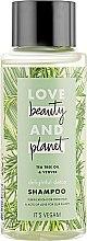 """Духи, Парфюмерия, косметика Шампунь для волос """"Восхитительный детокс"""" - Love Beauty&Planet Delightful Shampoo"""