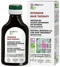 Духи, Парфюмерия, косметика Репейное масло для волос - Elfa Pharm Burdock Oil