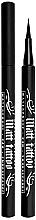 Духи, Парфюмерия, косметика Подводка-фломастер для глаз - Luxvisage Matt Tattoo Waterproof 24H Smudgeproof