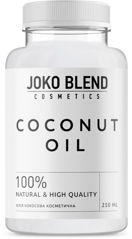 Кокосовое масло косметическое - Joko Blend Coconut Oil