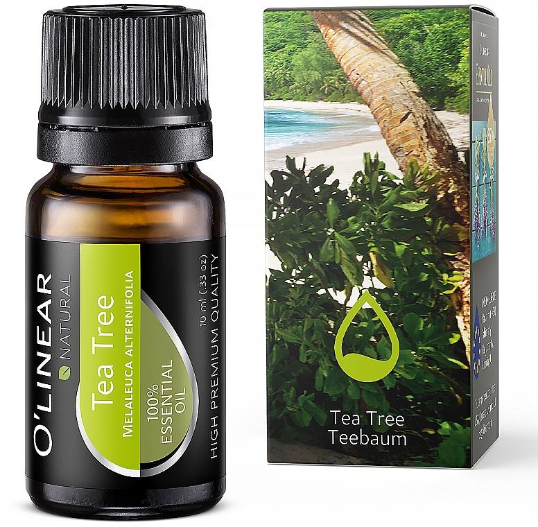 Эфирное масло чайного дерева - O`linear Tea Tree Essential Oil