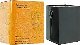 Духи, Парфюмерия, косметика Подставка для парикмахерских ножниц и инструмента, 21122, черная - SPL
