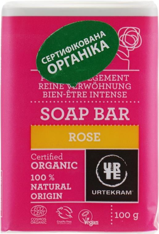 """Очищающее мыло """"Роза"""" - Urtekram Pure Indulgement Rose Soap"""