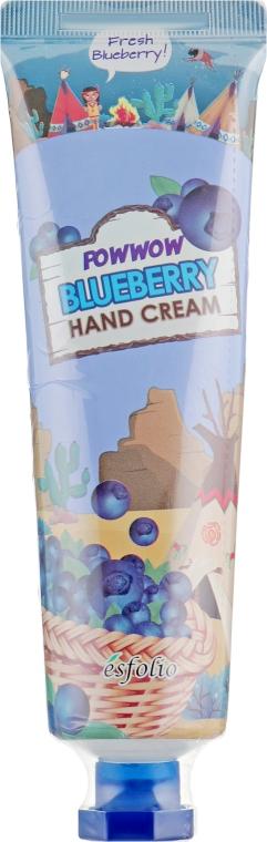 Крем для рук - Esfolio Powwow Blueberry Cream