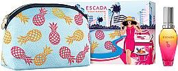 Духи, Парфюмерия, косметика Escada Miami Blossom - Набор (edt/30ml+bag)