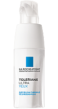 Парфумерія, косметика Заспокійливий зволожуючий крем для контуру очей - La Roche-Posay Toleriane Ultra Eye Cream
