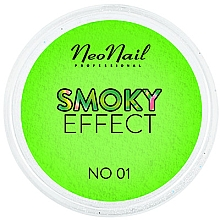 """Парфумерія, косметика Неоновий пігмент для нігтів """"Smoky Effect"""" - NeoNail Professional Smoky Effect"""