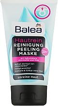 """Духи, Парфюмерия, косметика Маска-пилинг для лица """"Активированный уголь"""" - Balea Hautrein Reinigung Peeling Maske"""