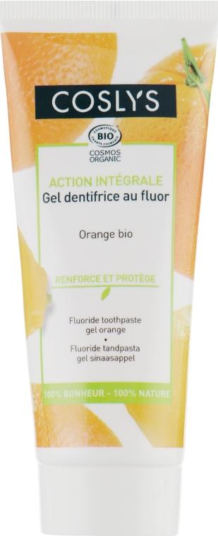 Гелевая зубная паста - Coslys Fluoride Toothpaste Gel
