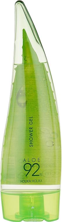 Успокаивающий гель для душа с алоэ - Holika Holika Aloe 92% Shower Gel