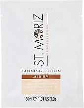 Духи, Парфюмерия, косметика Лосьон-автозагар для тела - St.Moriz Self Tanning Lotion Medium (пробник)