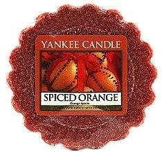 Духи, Парфюмерия, косметика Ароматический воск - Yankee Candle Spiced Orange Wax Melts