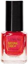 Духи, Парфюмерия, косметика Лак для ногтей - Lumene Natural Code Nail Styler