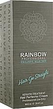 Духи, Парфюмерия, косметика Кератин для выпрямления волос - Rainbow Professional Exclusive Hair Go Straight Professional Use Only
