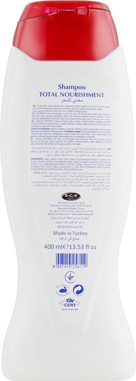 Шампунь з ягодами асаї і гранатом для волосся - Neutrevo Advanced Therapy Total Nourishment — фото N2