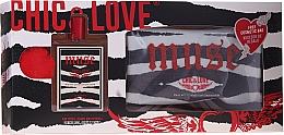 Духи, Парфюмерия, косметика Chic&Love Muse - Набор (edt/100ml + bag)