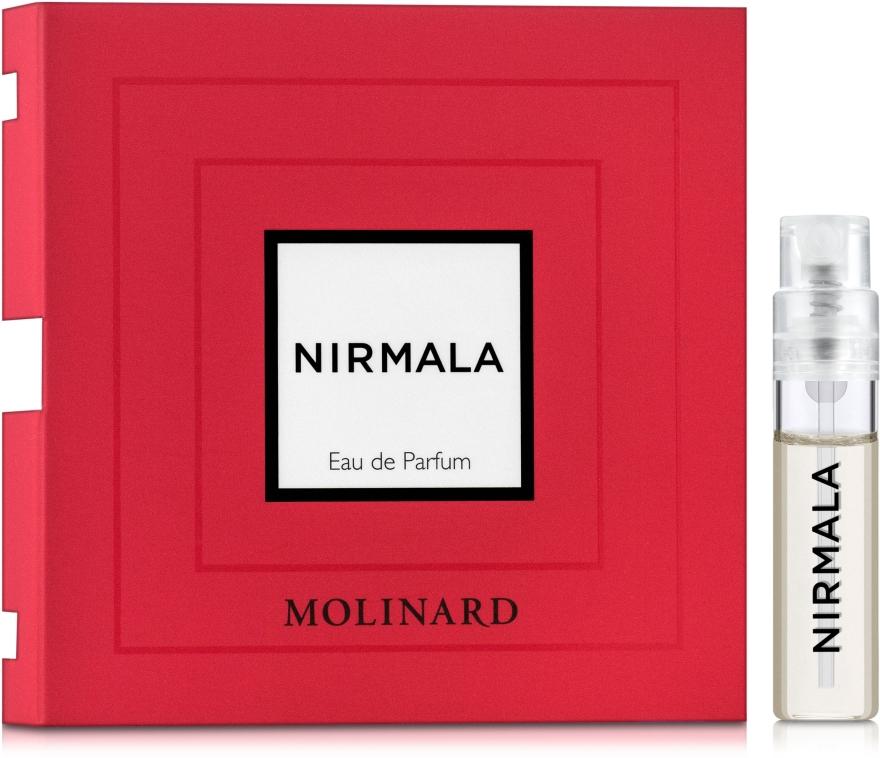 Molinard Nirmala - Парфюмированная вода (пробник)