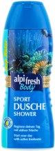 Духи, Парфюмерия, косметика Спорт гель для душа - Lenhart Kosmetik Alpi-fresh Deep Water