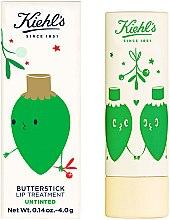 Духи, Парфюмерия, косметика Бальзам для губ - Kiehl`s Butterstick Lip Treatment SPF25 Untinted Limited Edition