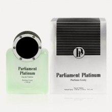 Духи, Парфюмерия, косметика Parfums Genty Parliament Platinum - Туалетная вода
