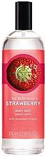 Духи, Парфюмерия, косметика Спрей для тела - The Body Shop Strawberry Body Mist