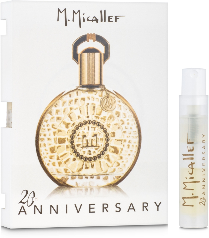M. Micallef 20 Years - Парфюмированная вода (пробник)