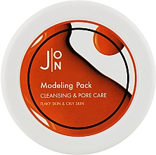 Духи, Парфюмерия, косметика Альгинатная маска для очищения и сужения пор на лице - J:ON Modeling Pack Cleansing & Pore Care