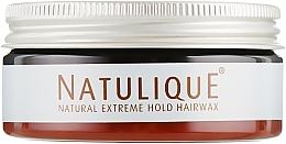 Духи, Парфюмерия, косметика Воск для волос экстрасильной фиксации - Natulique Extreme Hold Hair Wax