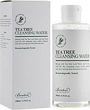 Духи, Парфюмерия, косметика Очищающая вода с чайным деревом - Benton Tea Tree Cleansing Water