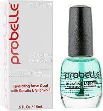 Духи, Парфюмерия, косметика Базовое покрытие для лака - Probelle Hydrating Base Coat