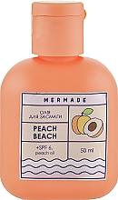 Духи, Парфюмерия, косметика Масло для загара - Mermade Peach Beach SPF 6