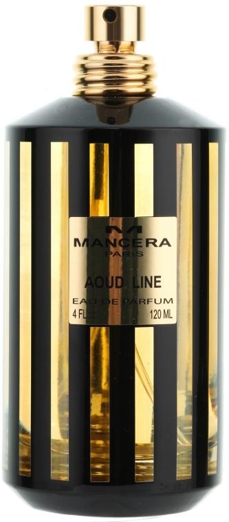Mancera Aoud Line - Парфумована вода (тестер без кришечки) — фото N1