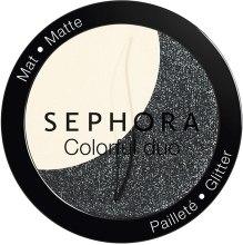 Духи, Парфюмерия, косметика Тени для век - Sephora Colorful Duo