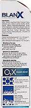 Отбеливающая зубная паста - BlanX O3X Oxygen Power Pro Shine Whitening Toothpaste — фото N3