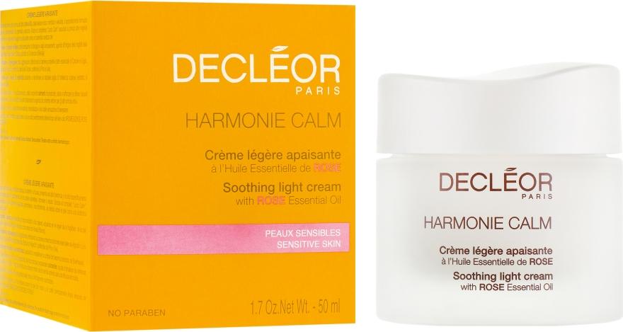 Крем успокаивающий молочный для чувствительной кожи - Decleor Harmonie Calm Soothing Milky Cream