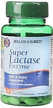 """Духи, Парфюмерия, косметика Пищевая добавка """"Фермент лактаза"""" - Holland & Barrett Super Lactase Enzyme 125mg"""