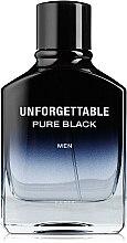Духи, Парфюмерия, косметика Glenn Perri Unforgettable Pure Black - Туалетная вода (тестер с крышечкой)