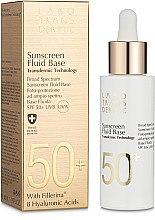 Духи, Парфюмерия, косметика База-флюид для лица - Labo Transdermic Fluid Base SPF 50+ UVA UVB