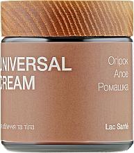 Духи, Парфюмерия, косметика Универсальный крем для лица и тела - Lac Sante Basic Universal Cream