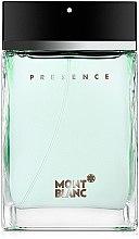 Духи, Парфюмерия, косметика Montblanc Presence - Туалетная вода (тестер)