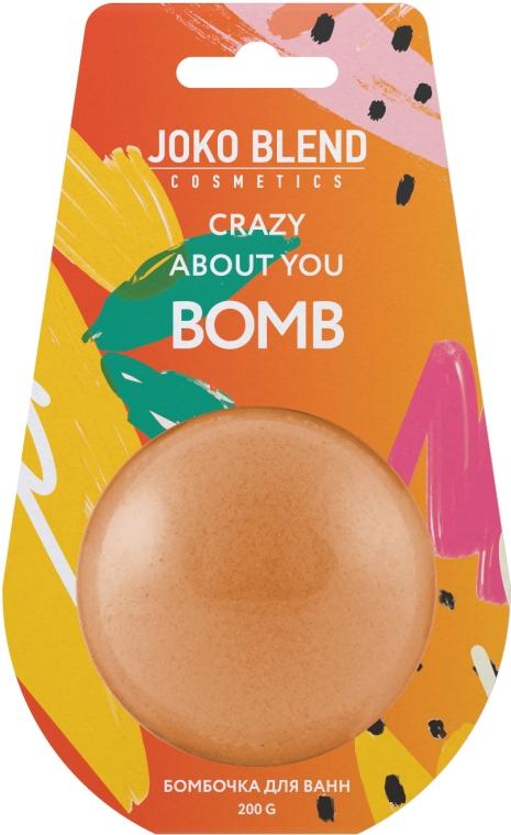Бомбочка-гейзер для ванны - Joko Blend Crazy About You