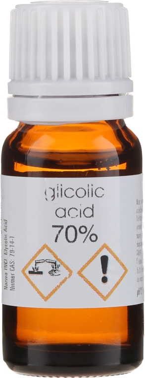 Гликолевая кислота 70% - BingoSpa Glycolic Acid 70%