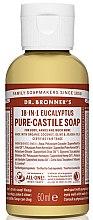 "Духи, Парфюмерия, косметика Жидкое мыло ""Эвкалипт"" - Dr. Bronner's 18-in-1 Pure Castile Soap Eucalyptus"