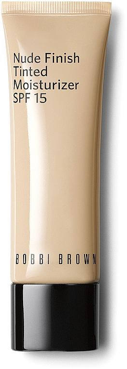 Увлажняющий крем для лица - Bobbi Brown Nude Finish Tinted Moisturizer