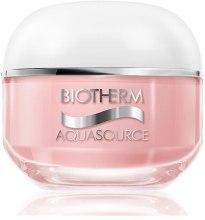 Духи, Парфюмерия, косметика Крем увлажняющий для сухой кожи - Biotherm Aquasource 24h Deep Hydration Replenishing Cream