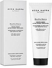 Духи, Парфюмерия, косметика Эмульсия после бритья - Acca Kappa White Moss After Shave Emulsion
