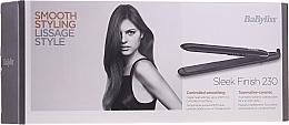 Духи, Парфюмерия, косметика Выпрямитель для волос - BaByliss ST255E Sleek Finish 230