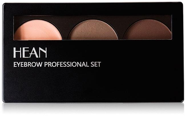 Палетка теней для бровей - Hean Eyebrow Profesional Set
