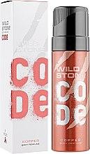 Духи, Парфюмерия, косметика Парфюмированный спрей для тела - Wild Stone Code Copper